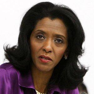 News Anchor Zeinab Badawi - age: 61