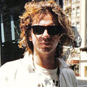 Rock Singer Michael Hutchence - age: 37