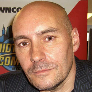 Playwright Grant Morrison - age: 60