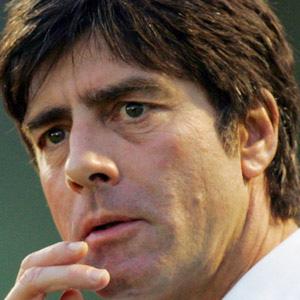 Soccer Player Joachim Low - age: 60