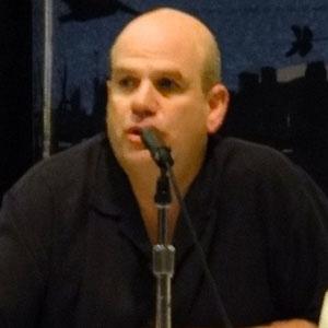 Screenwriter David Simon - age: 60