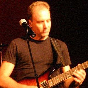 Guitarist Russ Freeman - age: 60