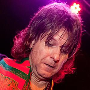 Guitarist Kee Marcello - age: 60
