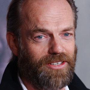 Movie Actor Hugo Weaving - age: 60