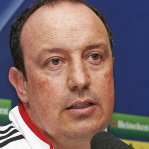 Soccer Player Rafael Benitez - age: 60