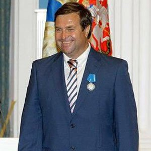 Swimmer Vladimir Salnikov - age: 60