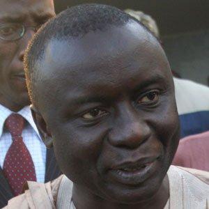 Politician Idrissa Seck - age: 60