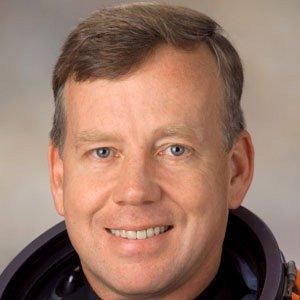 Astronaut Steven Lindsey - age: 56