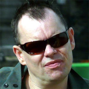 Comedian Kevin Eldon - age: 60