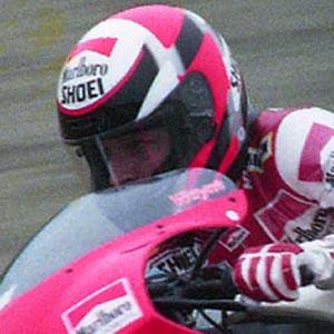 Motorcycle Racer Wayne Rainey - age: 56