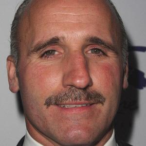 Hockey player Daryl Evans - age: 60