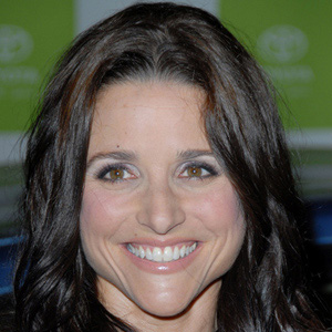 TV Actress Julia Louis-Dreyfus - age: 60