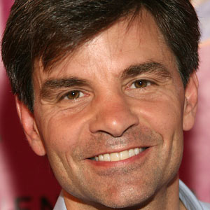 TV Show Host George Stephanopoulos - age: 59