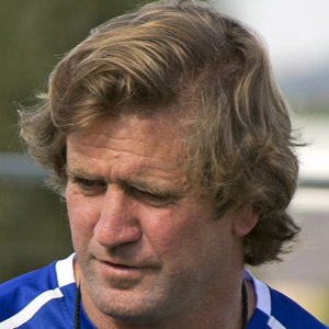 Rugby Player Des Hasler - age: 59
