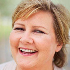World Leader Erna Solberg - age: 59