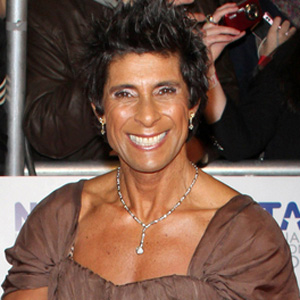 Javelin Thrower Fatima Whitbread - age: 56
