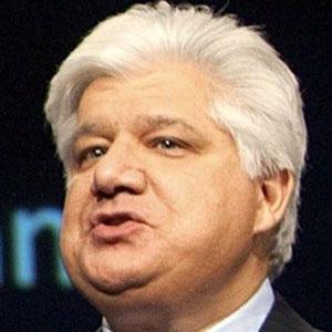 Entrepreneur Mike Lazaridis - age: 59
