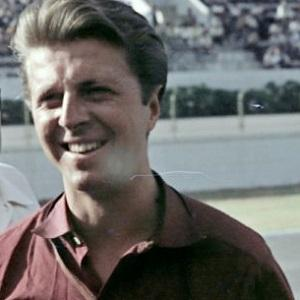 Race Car Driver Wolfgang Von Trips - age: 0