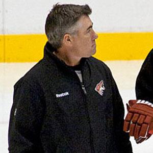 Coach Dave Tippett - age: 55