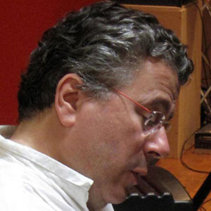 Pianist Franck Amsallem - age: 55