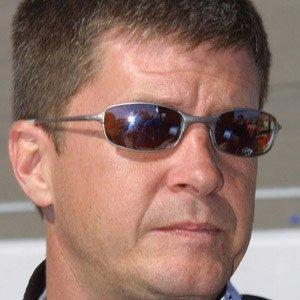 Race Car Driver Ward Burton - age: 55