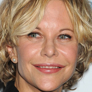 Movie actress Meg Ryan - age: 55