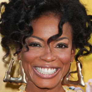 Stage Actress LaChanze - age: 55