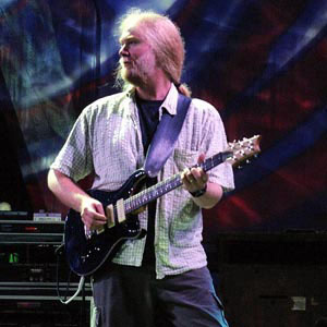 Guitarist Jimmy Herring - age: 58