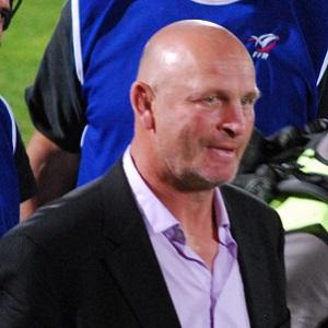Rugby Player Vern Cotter - age: 59