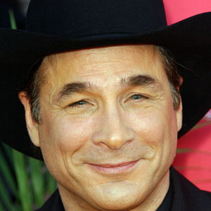 Country Singer Clint Black - age: 58