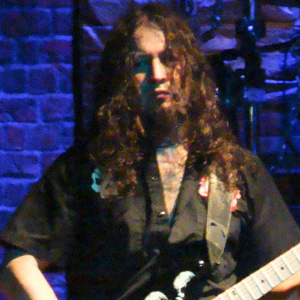 Guitarist Michael Wilton - age: 55