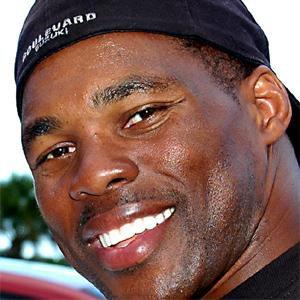 Football player Herschel Walker - age: 58