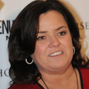 TV Show Host Rosie O'Donnell - age: 59