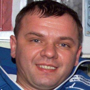 Astronaut Yuri Gidzenko - age: 58