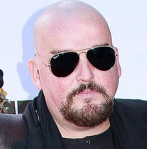 Guitarist Alain Johannes - age: 58