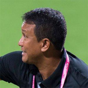 Soccer Player Fandi Ahmad - age: 58