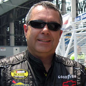 Race Car Driver Kevin Lepage - age: 58