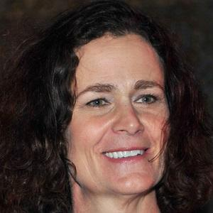 Female Tennis Player Pam Shriver - age: 54