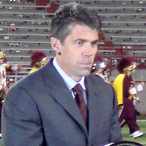 Sportscaster Chris Fowler - age: 54
