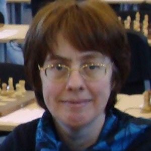 Chess Player Helen Milligan - age: 54