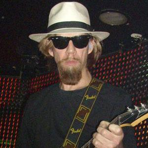 Guitarist Ena Kostabi - age: 58