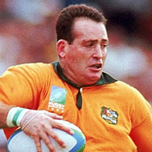 Rugby Player David Campese - age: 55