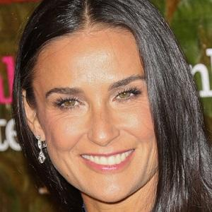 Movie actress Demi Moore - age: 54