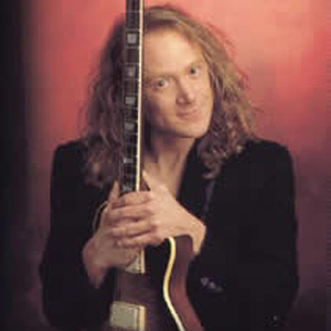 Guitarist Kai Hansen - age: 58