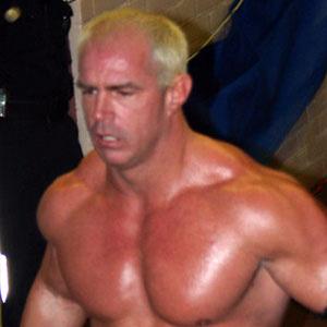 Wrestler Bob Holly - age: 57