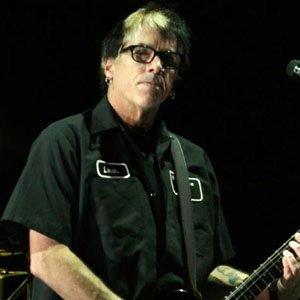 Guitarist Kevin Wasserman - age: 57