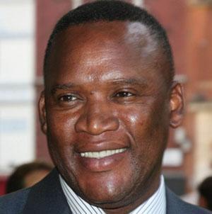 Cricket Player Devon Malcolm - age: 54