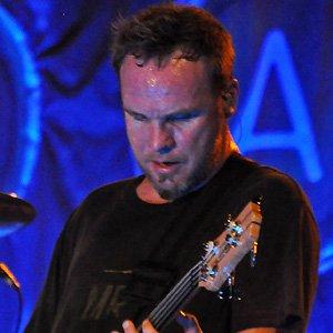 Guitarist Jeff Ament - age: 57