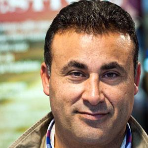 Politician Naser Khader - age: 53