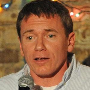 Comedian Vinnie Brand - age: 53